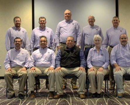 Senior Staff 2020