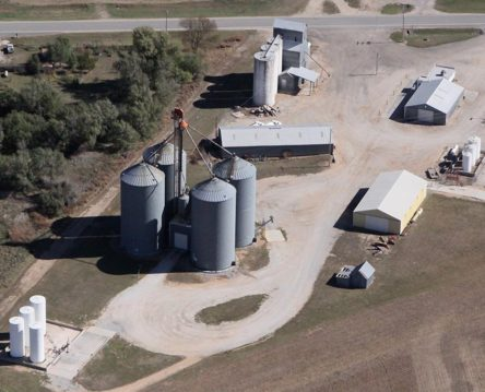 Brown Spur In Kingman Kansas Skyland Grain LLC Locations