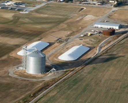 Cunningham Kansas Operations Skyland Grain LLC Locations