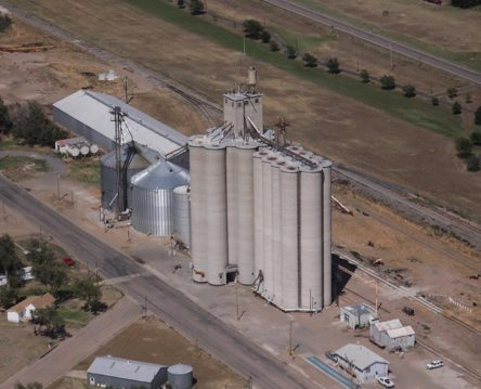 Elkhart Kansas Skyland Grain LLC Locations