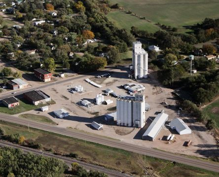 Preston Kansas Skyland Grain LLC Locations