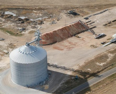 Rolla Kansas Seasonal Skyland Grain LLC Locations