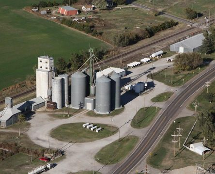 Turon Kansas Skyland Grain LLC Locations